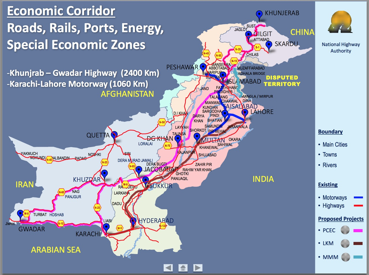 Pak-China Industrial Corridor