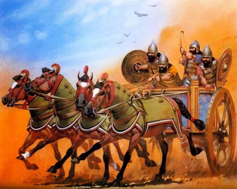 assyrians The assyrians were christianized in the first to third centuries in roman syria and roman assyria the population of the sasanian province of asōristān was a mixed one, composed of assyrians, arameans in the far south and the western deserts, and persians.