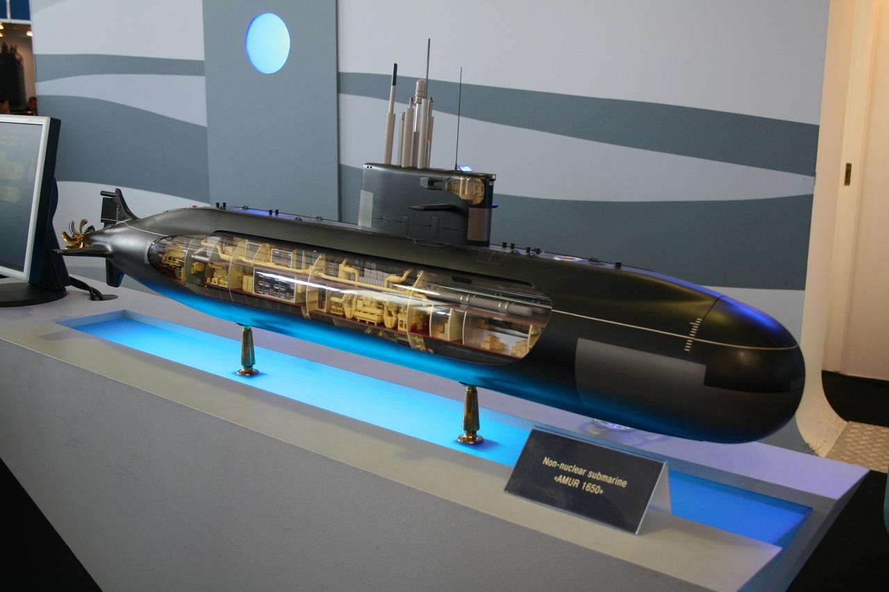 подводные лодки с анаэробными энергетическими установками