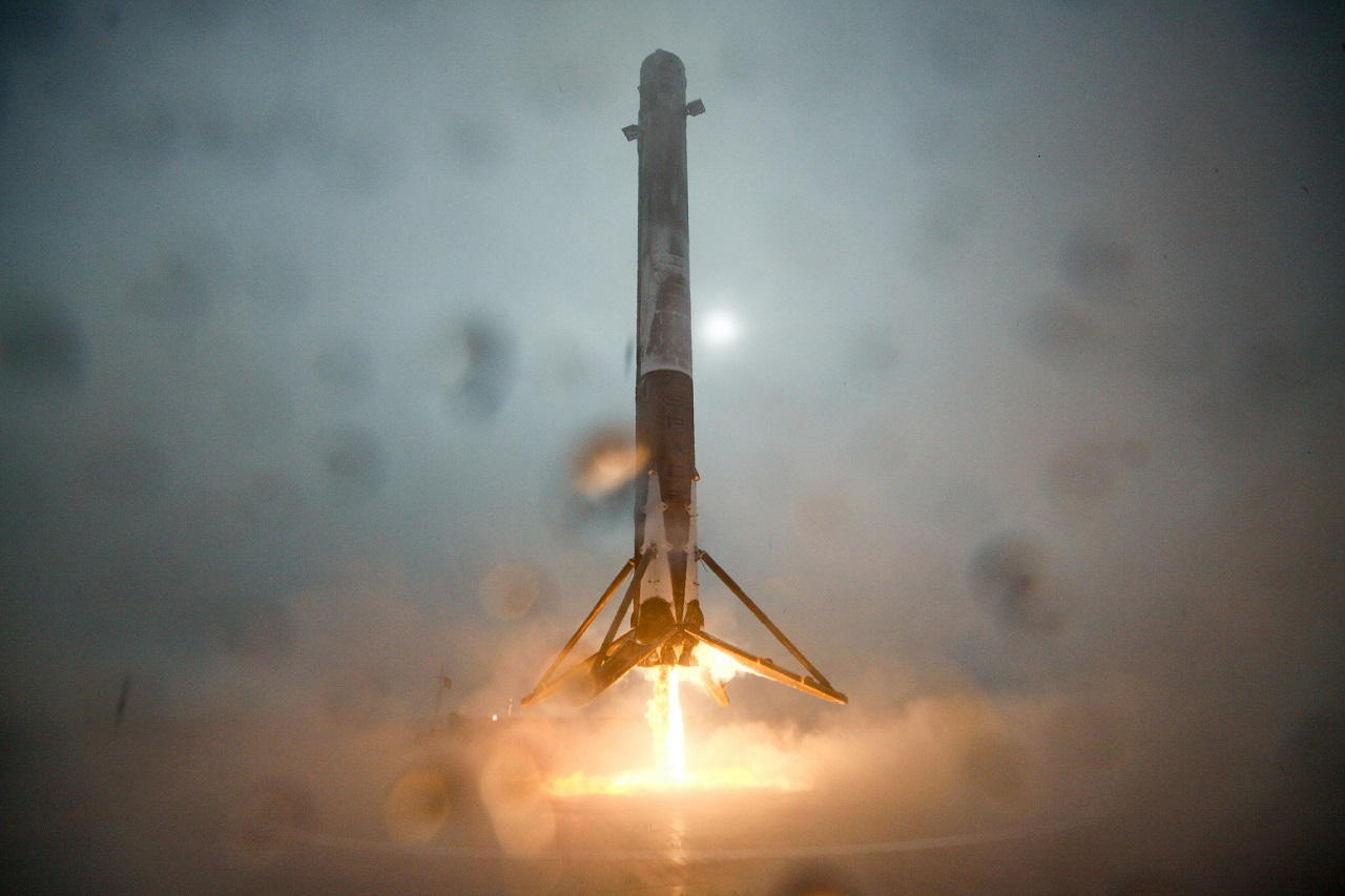 SpaceX Launch of Inaugural Falcon 9 v11 Rocket with