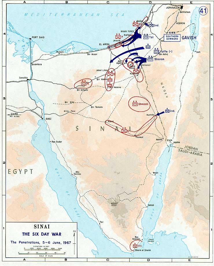 1967_Six_Day_War