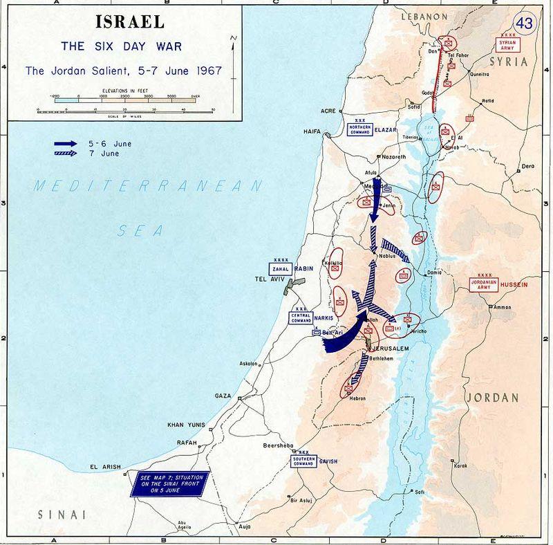 800px-1967_Six_Day_War_-_The_Jordan_salient