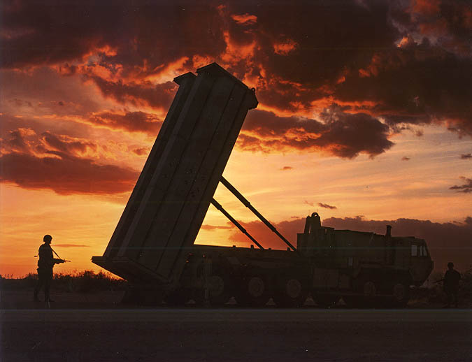 THAAD_Launcher