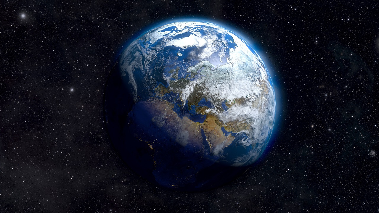 Earth From Space 4k Ultra Hd Desktop Wallpaper цезариум