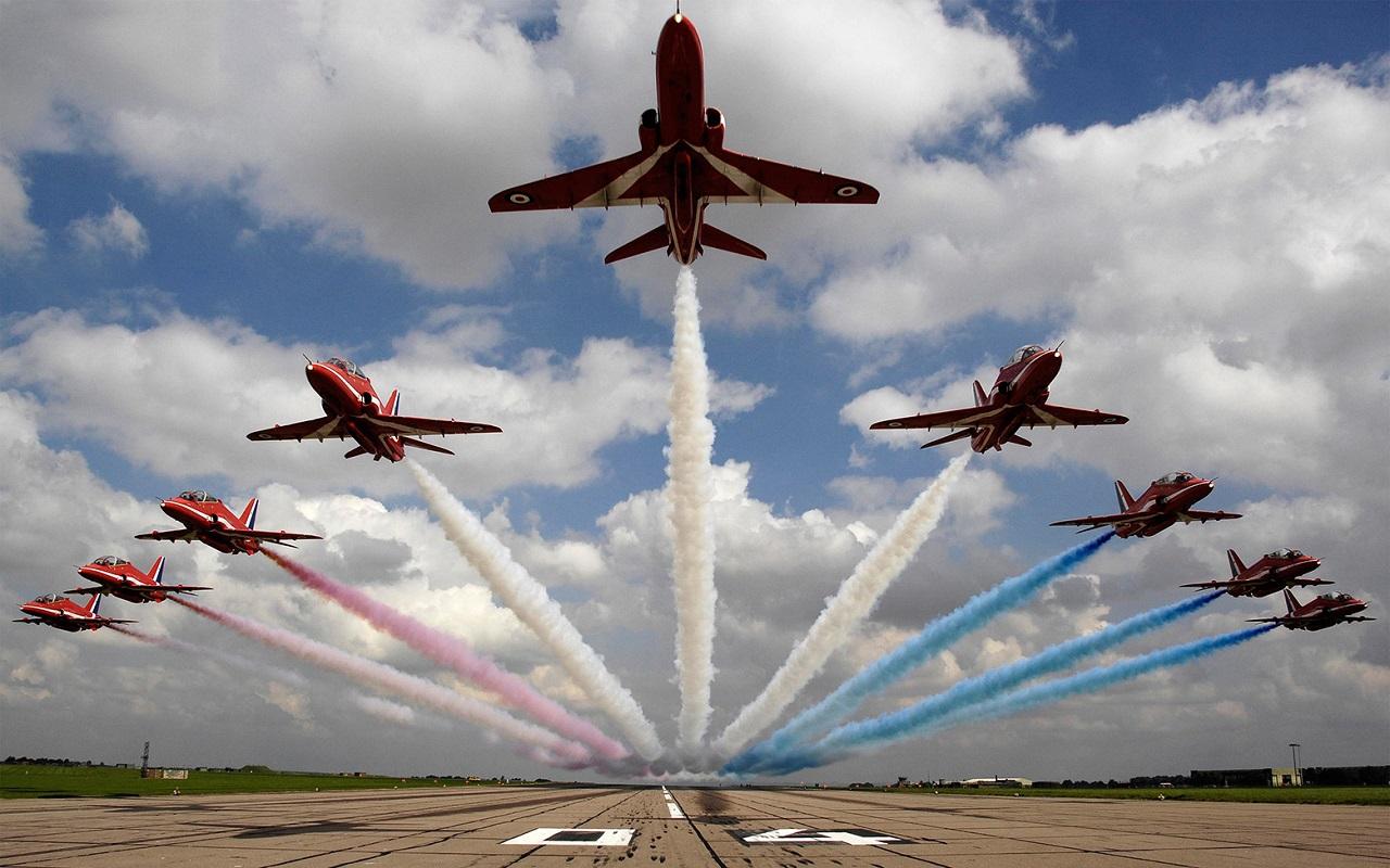 фотографии боевых самолетов в воздухе идеале
