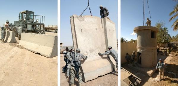 Бетон тактика бетон под забором