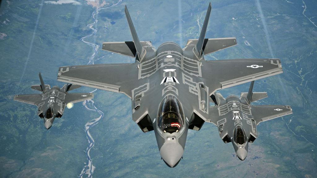 US-air-force-F-35
